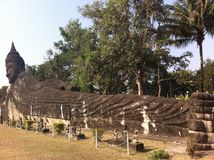 Parc de Bouddha, Vientiane, Laos Photos stock