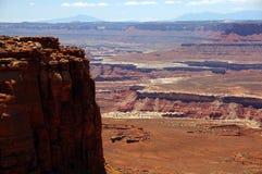 Parc de Canyonlands image libre de droits