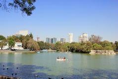 Parc de Chapultepec, Mexico Photo libre de droits