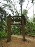 Parc de Coney Island, Singapour Photos stock