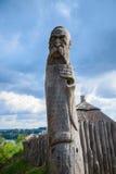 Parc de Cosaque Zaporizhian Sich photographie stock libre de droits