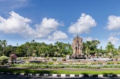 Parc de Denpasar Images libres de droits