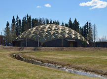 Parc de Fairbanks Image libre de droits