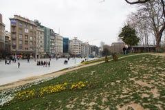 Parc de Gezi Photos stock