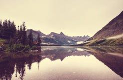 Parc de glacier images libres de droits