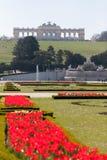 Parc de Gloriette et de Schonbrunn, Vienne, Autriche Photo stock