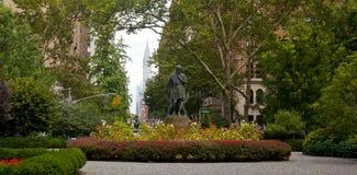Parc de Gramercy Photographie stock