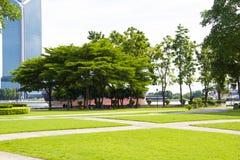Parc de jardin images stock