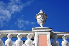 Parc de Kuskovo à Moscou image stock