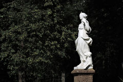 Parc de Kuskovo à Moscou photo stock