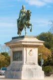 Parc de la Ciutadella巴塞罗那,西班牙 免版税库存图片