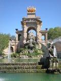 Parc de la Ciutadella, Barcellona Fotografia Stock Libera da Diritti