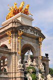 Parc de la Ciutadella, Barcelona Royalty Free Stock Image