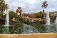 Parc de la Ciutadella, Barcelona Stock Photo