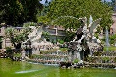 Parc de la Ciutadella Stock Photos