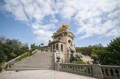 Parc de la Ciutadella, Barcelona, Cataluña, España, Europa, septiembre de 2016 Imágenes de archivo libres de regalías