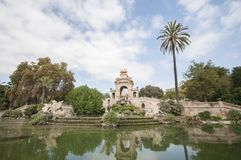 Parc de la Ciutadella, Barcelona, Cataluña, España, Europa, septiembre de 2016 Imagen de archivo