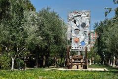 Parc de la Ciutadella. Barcelona, Spain Royalty Free Stock Photos