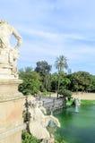 Parc de la Ciutadella Royalty Free Stock Photography
