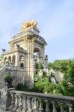 Parc de la Ciutadella Stock Image