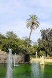 Parc de la Ciutadella Royalty Free Stock Photos