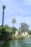 Parc de la Ciutadella Stock Photography