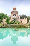 Parc de la Ciutadella, Barcelona, Spain Stock Image