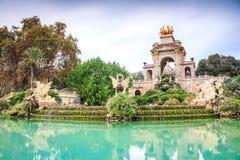 Parc de la Ciutadella, Barcelona, Spain Stock Images