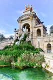 Parc de la Ciutadella - Barcelona, Spain Royalty Free Stock Photos