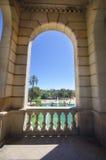 Parc de la Ciutadella in Barcelona Royalty Free Stock Images