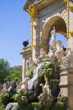 Parc de la Ciutadella in Barcelona Royalty Free Stock Photos