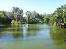 Parc de la Ciutadella, Barcelone Images libres de droits