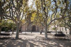 Parc de la Ciutadella, Barcelone, Catalogne, Espagne, l'Europe, septembre 2016 Photographie stock libre de droits