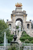 The Parc de la Ciutadella is a park on the northeastern edge of Ciutat Vella, Barcelona, Catalonia. Stock Photography