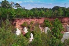 Parc de la Géorgie Image libre de droits