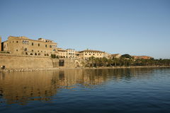 Parc De-La Mrz, Palma de Mallorca, Mallorca, Spanien Stockfotografie