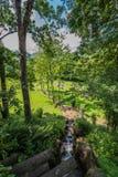Parc de la Prehistoire in Midi-Pyrenees, France. Royalty Free Stock Photography