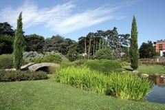 Parc DE La Tete d'Or   Royalty-vrije Stock Afbeeldingen
