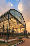Parc de Lalbagh, Bangalore, Inde Photographie stock