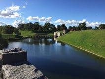 Parc de Langelinie Photo stock