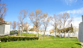 Parc de les Aigues Stock Photography