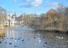 Parc de Londres Images libres de droits