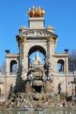 Parc De Los angeles Ciutadella (Ciutadella park) Obraz Stock
