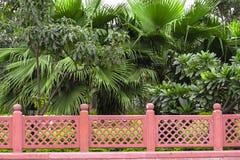 Parc de Lucknow Ghantaghar image stock