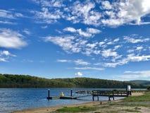 Parc de Lysterfield, Victoria, Australie Image stock