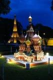 Parc de Mini Siam photo libre de droits