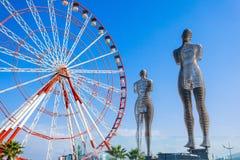 Parc de miracle de Batumi Photographie stock
