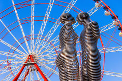 Parc de miracle de Batumi Photographie stock libre de droits