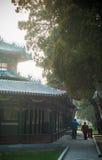 Parc de Pékin Zhongshan Images libres de droits