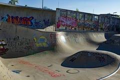 Parc de patin à Munich Photographie stock libre de droits